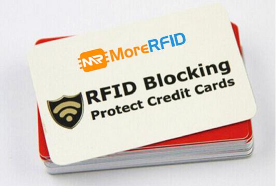 RFID Blocking Cards Supplier