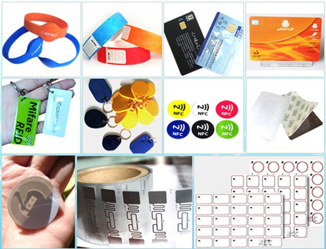 RFID Products Category