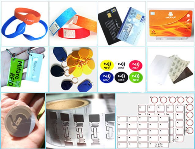 RFID-Products-Category