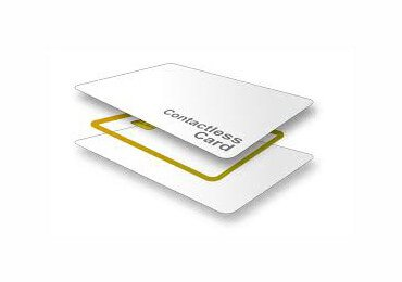 Contactless smart cards