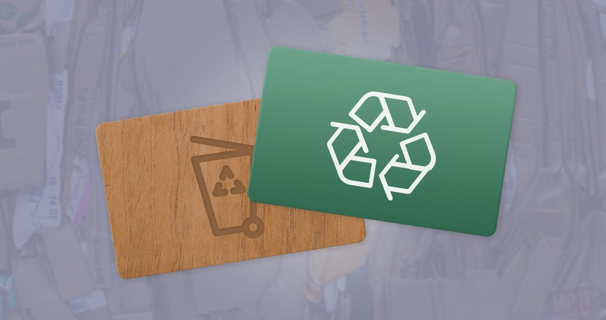 Are Plastic Cards Eco-Friendly