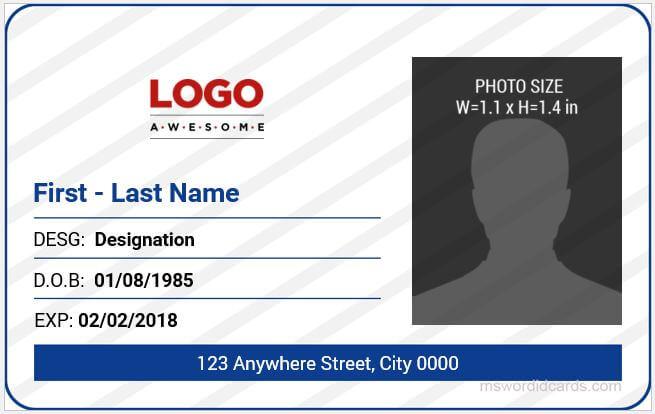 Customed ID Cards