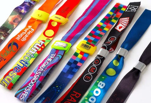 Designs of RFID Wristbands