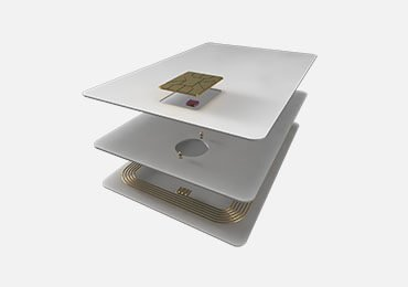 Dual Interface Chip Cards