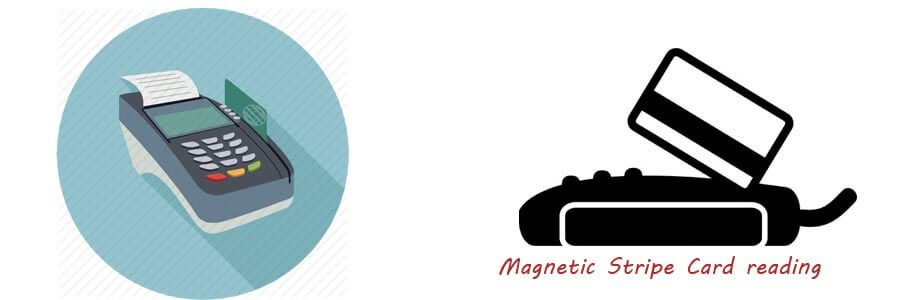 How magnetic card work