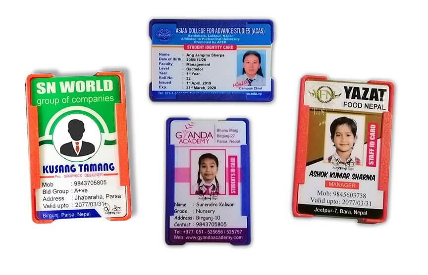 ID Cards samples
