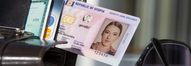 Information Can ID Cards