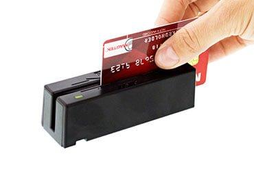 Magnetic Cards reader