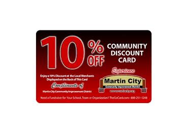 Plastic Membership Discount Cards