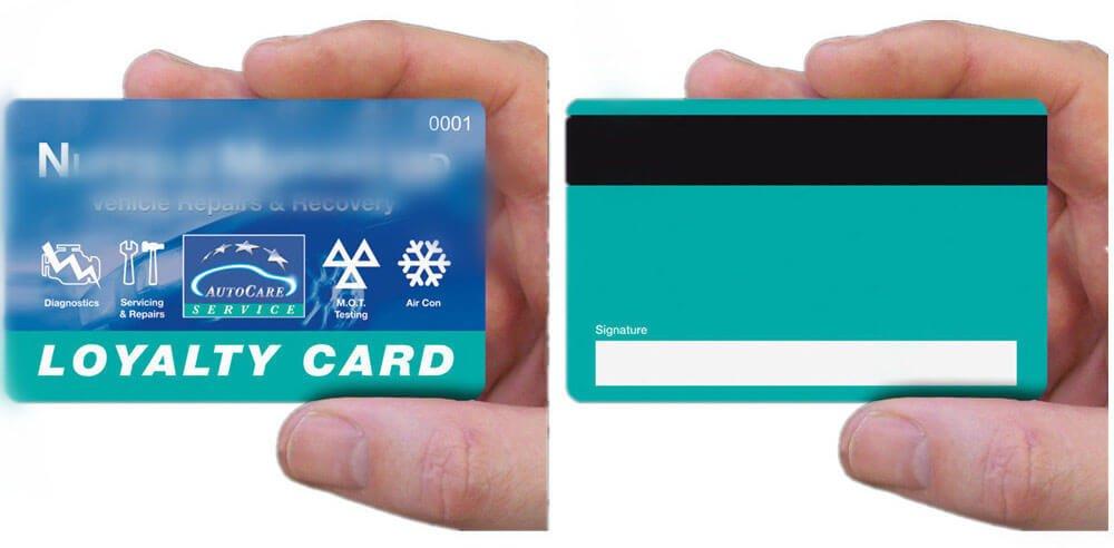 RFID Card sample