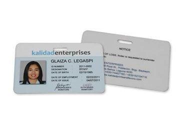 RFID Identity Card