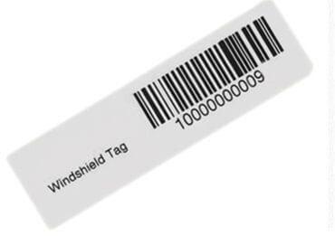 RFID Windsheild Tags