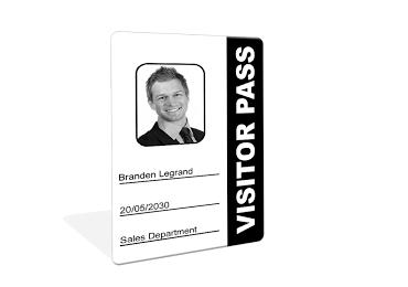 Rewritable ID cards