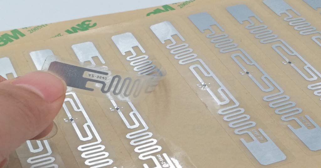 how are RFID Inlays used