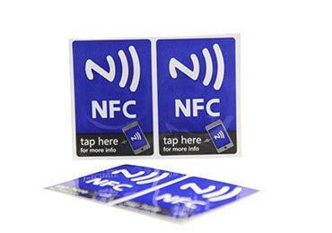 Art Paper NFC Tags