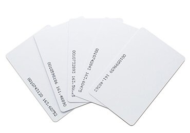 Blank Contactless PVC Cards