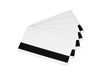 Blank PVC Magnetic Cards