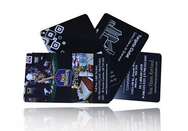 Business Plastic Gift Cards