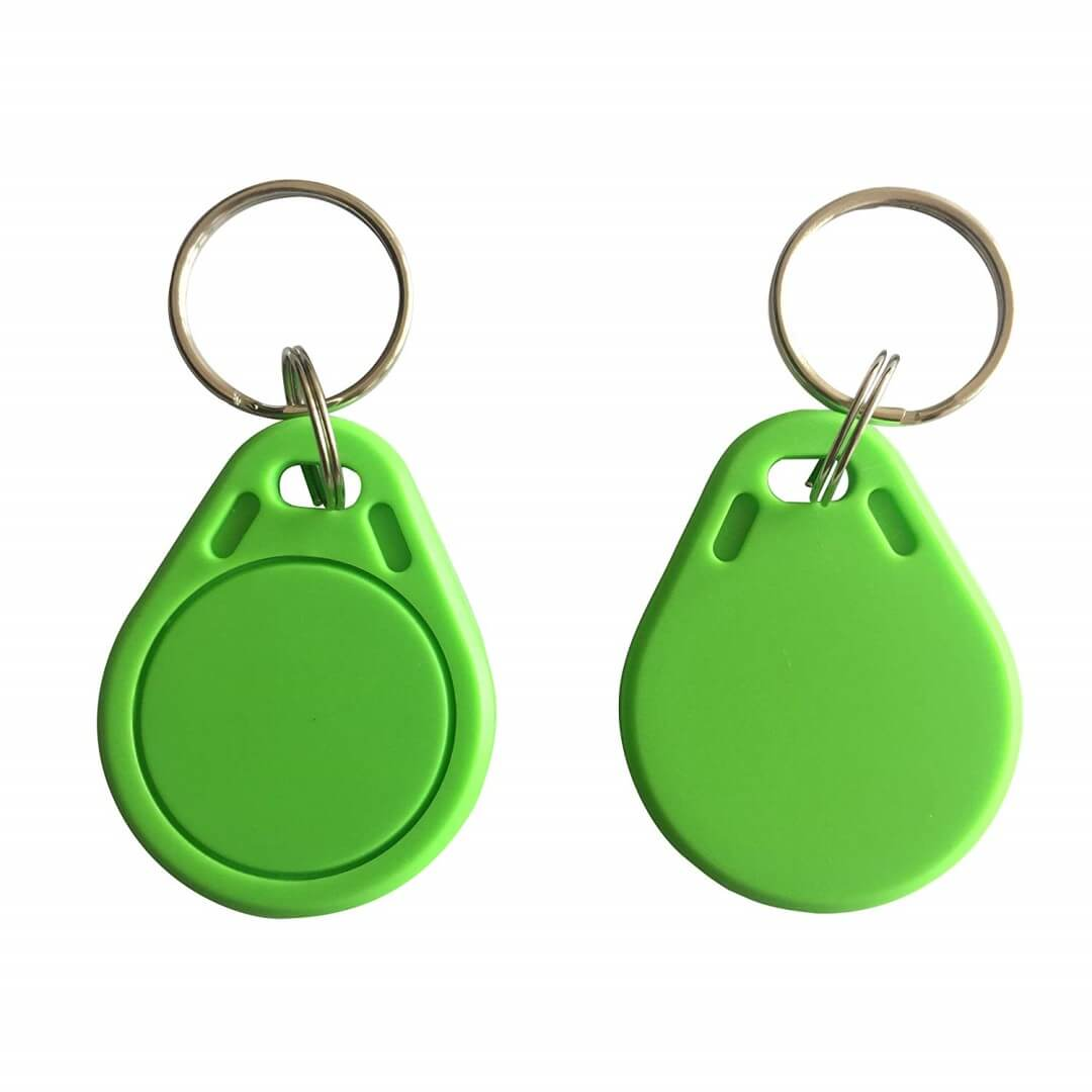 Frequencies for RFID Key Fobs