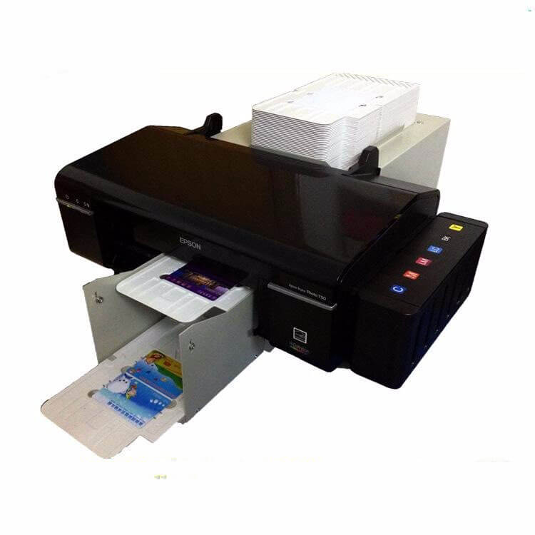 How is Printing Done on Blank PVC Card