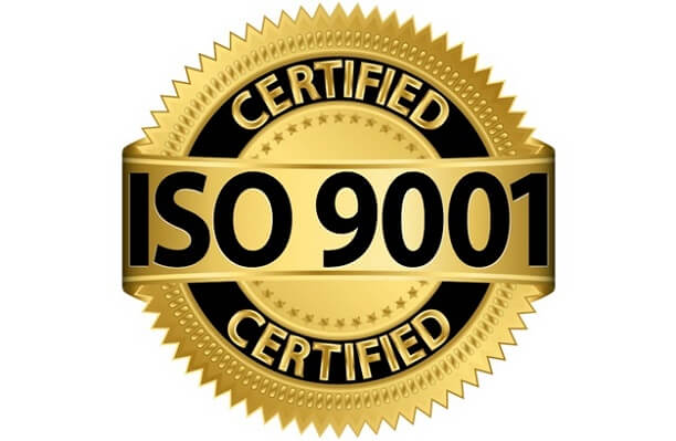 ISO certfied