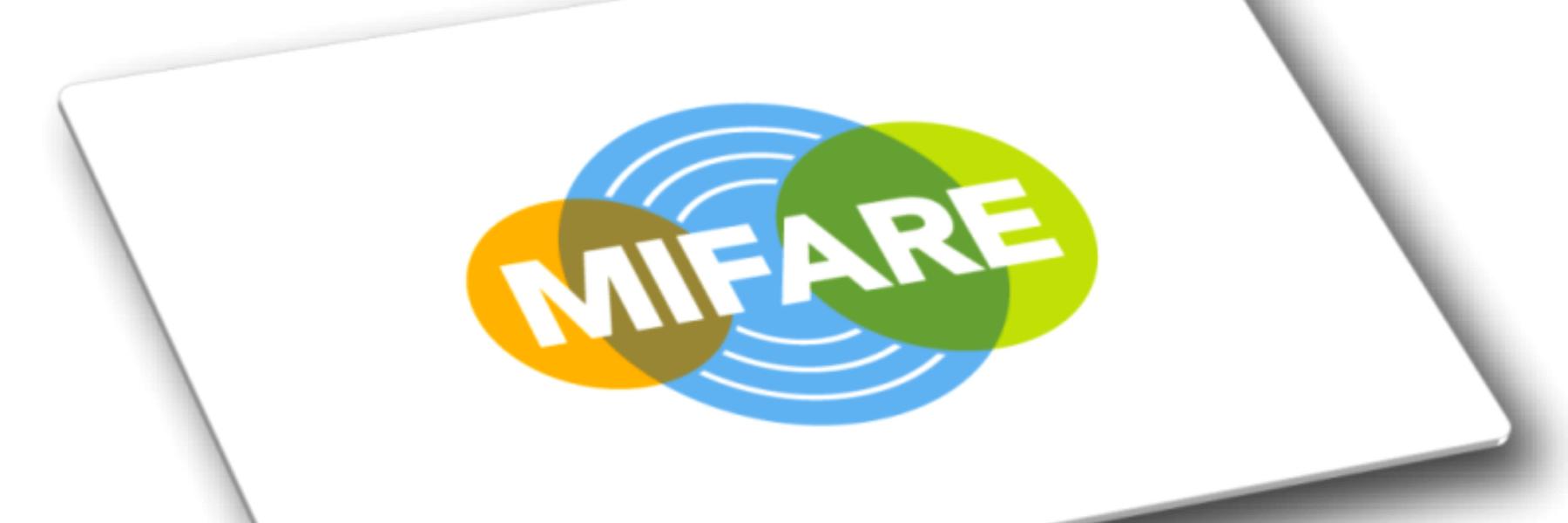 Mifare Card Banner