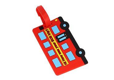 RFID Acrylic luggage tag