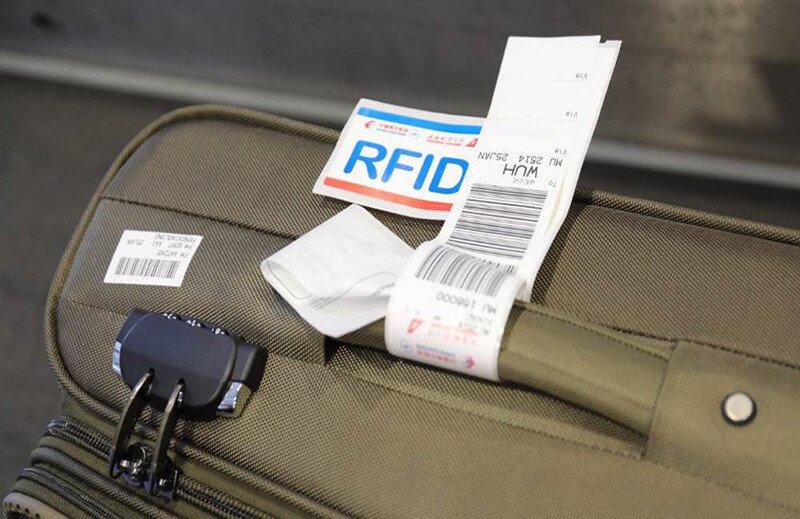 RFID Luggage tag