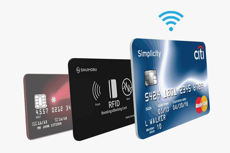 RFID blocking cards experation date