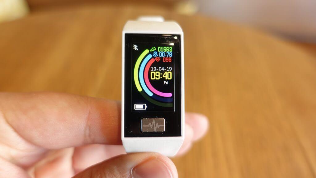 application of Smart Wristband