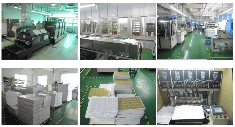 factory of MoreRFID
