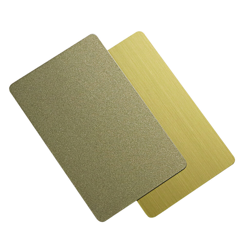 material of VIP cards