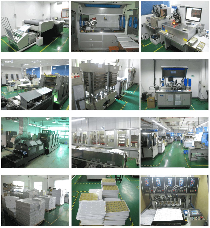 morerfid-manufacturing process