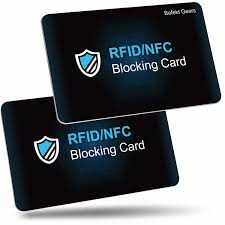 what is RFID blocking cards
